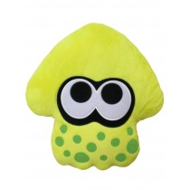 Splatoon 2 Cushion (Neon Yellow)