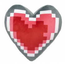 Zelda Heart Container Cushion Plush
