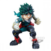 My Hero Academia Banpresto World Figure Colosseum Modeling Academy Super Master Stars Piece the Izuku Midoriya (Two Dimensions)