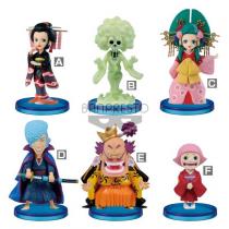 One Piece World Collectable Figure - Wanokui 6
