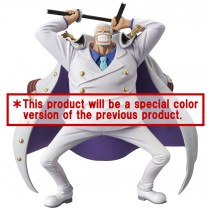 One Piece Magazine Figure - A Piece of Dream #1 - Special (D Monkey.D.Garp) (May)