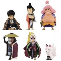 One Piece World Collectable Figure - Wanokuni 8 - 1 (June)