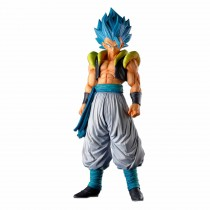 Dragon Ball Super Super Master Stars Piece The Gogeta The Brush Super Saiyan Blue Figure