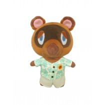 "New Horizons Tom Nook 5"" Plush"