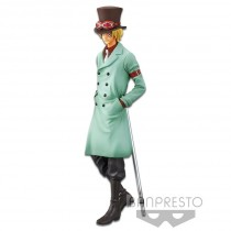 One Piece Stampede Movie - The Grandlinemen Vol.2 DXF Figure
