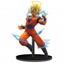 Dragon Ball Z Dokkan Battle Collab Super Saiyan 2 Goku Figure