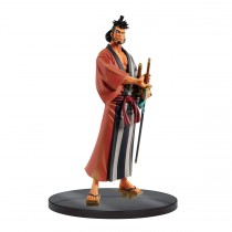 One Piece The Grandline Men Wanokuni vol.4 DXF Figure