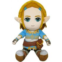 BOTW Princess Zelda 12 Inch Plush
