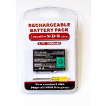 Nintendo DS Lite Battery Pack Replacement - Rechargable