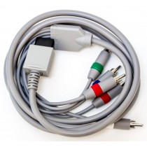 Component AV Cable for Nintendo Wii / Wii U (BULK)