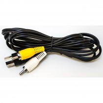 AV Cable for Genesis 1, TurboDuo, and Neo Geo (BULK)