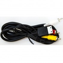 Sega Dreamcast AV Cable Composite Cable (BULK)