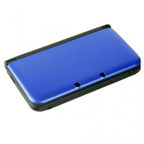 3DS XL Replacement Dual Injection Full Shell - (BLUE)