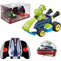 Nintendo Mario Kart Mini Collectible Remote Control Car - Yoshi