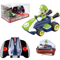 Nintendo Mario Kart Mini Collectible Remote Control Car - Luigi