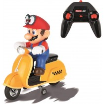 Carrera RC Official Licensed Super Mario Odyssey Scooter