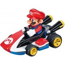 Mariokart Pullback Toy MARIO