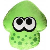 Splatoon 2 Cushion (Neon Green)