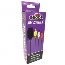 AV Cable for SNES / N64 / GC (RETAIL)
