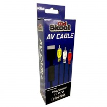 AV Cable for PS1 / PS2 / PS3 (RETAIL)