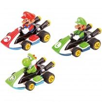 Mariokart Pullback Toys (3-Pack)