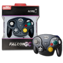 Falcon Wireless Controller for GameCube - BLACK