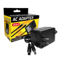 Heavy Weight Premium 3in1 AC Adapter