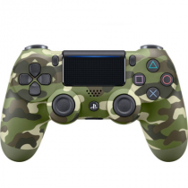 DualShock 4 - Green Camo (NEW)