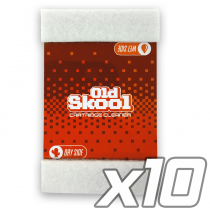 Old Skool Cartridge Cleaner [10 Pack]