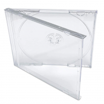 Jewel Cases - Clear