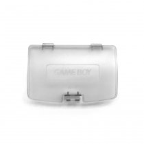 GameBoy Color Battery Cover - NEOTONES ICE (CLEAR)