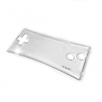 GameBoy Micro Replacement Faceplate (CLEAR)