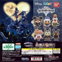 Gashapon! Colle-Chara Kingdom Hearts - [50 Capsules]