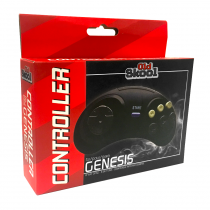 Sega Genesis Controller - 6-Button Game pad