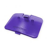N64 Expansion Port Cover - Grape