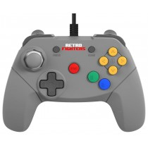 Retro Fighters Brawler64 Controller - Grey