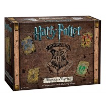 HARRY POTTER HOGWARTS BATTLE A Cooperative Deck-Building Game