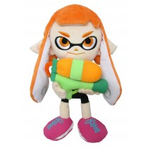 Inkling Girl Orange 9 Inch Plush