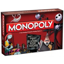 MONOPOLY: Tim Burton's The Nightmare Before Christmas