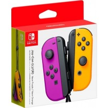 Joy-Con (L/R) NEON PURPLE / NEON ORANGE