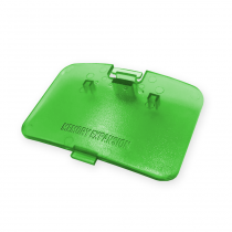 N64 Expansion Port Cover - Jungle Green