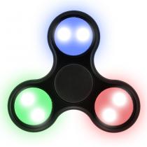LED Fidget Spinner (BLACK)