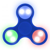 LED Fidget Spinner (BLUE)
