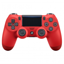 DualShock 4  - Magma Red (NEW)