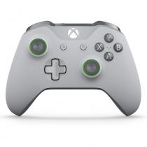 Microsoft XBOX One Wireless Controller - GREY/GREEN (NEW)