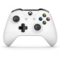 Microsoft Xbox One Wireless Controller - WHITE (NEW)