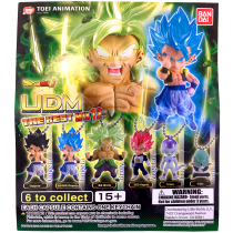 Gashapon! Dragon Ball Super - The Best Mix 12 [50 Capsules]