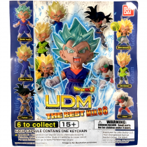 Gashapon! Dragon Ball Super - The Best Mix 08 [50 Capsules]