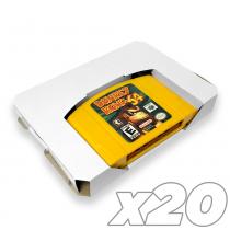 N64 Cardboard Box Insert (20 Pack)
