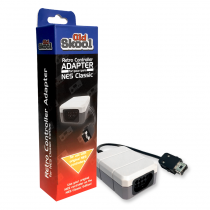 Retro Controller Adapter for NES Classic Edition